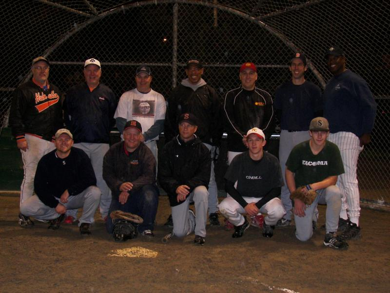 2011 Fall League Champions - Renton Roadrunners